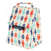 Keep Leaf - Insulated Lunch Bag - Robot
