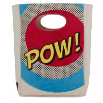 FLUF - Organic Lunch Bag - POW!