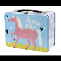 Hatley - Tin Lunch Box - Show Horses