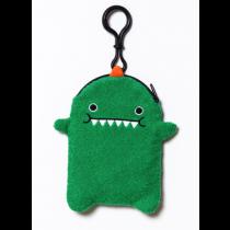 noodoll - green dino - gadget holder