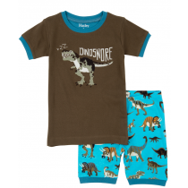 Boys Short Hatley Pyjamas - Wild Dinos