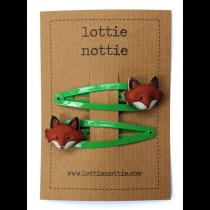 lottie nottie - Mr Fox on Green Clips