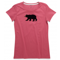 Womens PJ Tee - HATLEY - Black Bears