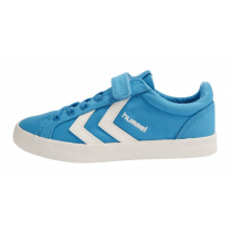 Hummel Trainers - Deuce Court - Methyl Blue