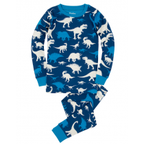 Hatley Pyjamas - Dino Silhouette