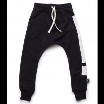 nununu black baggy pants - EXCLAMATION