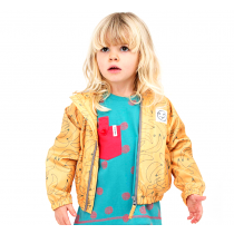 Indikidual Raincoat - Banana Print