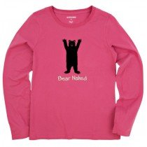 Women's PJ Tee - HATLEY - Bear Naked