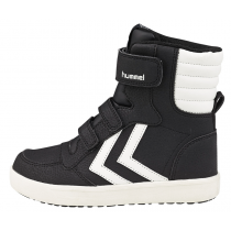 Hummel Trainers - Stadil Super Glow High Sneaker - Black