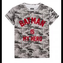Little Eleven Paris - BATMAN IS MY HERO - Short Sleeve Tee