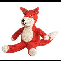 anne-claire petit - Handmade Crochet Fox