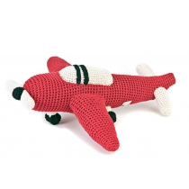 anne-claire petit - Handmade Crochet Airplane