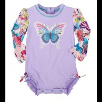Hatley Baby Rashguard - BUTTERFLIES