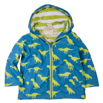 Boys Hatley Splash Raincoat - T REX