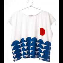 BOBO CHOSES - Tee Shirt - Rowing