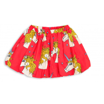 mini rodini - ORGANIC WOVEN SKIRT - Unicorn