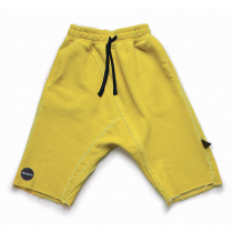 nununu - RAW SHORTS - Dusty Yellow