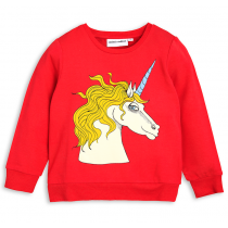 mini rodini - ORGANIC SWEATSHIRT - Unicorn