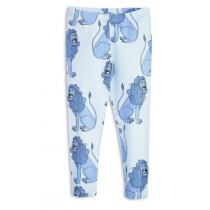 mini rodini - ORGANIC LEGGINGS - Lion