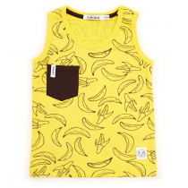 indikidual - Banana Vest - Avocado