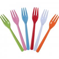 Rice - Melamine Forks - 6pcs