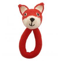 anne-claire petit - Crochet Fox Ring - Mandarin