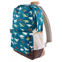 Hatley - Kids Backpack - Blue Dinos