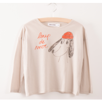 BOBO CHOSES - T Shirt - Loup de Mer