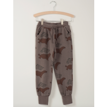 BOBO CHOSES - Tracksuit Pants - Green Otariinae