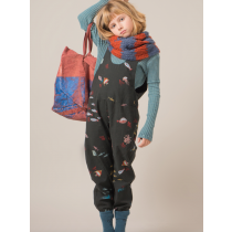 BOBO CHOSES - Baggy Overall - Deep Sea