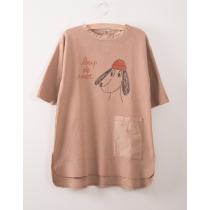 BOBO CHOSES - Pocket Dress - Loup de Mer