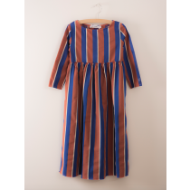 BOBO CHOSES - Princess Dress - Awning Stripes
