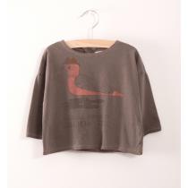 BOBO CHOSES - Baby Tee Shirt - Seagull