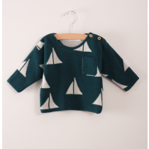 BOBO CHOSES - Baby Knitted Jumper - Alma