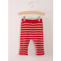 BOBO CHOSES - Baby Knitted Legging - Red