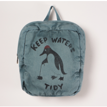 BOBO CHOSES School Backpack - Keep Waters Tidy