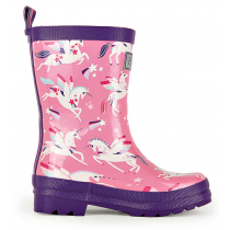 Hatley Wellies - Winged Unicorns