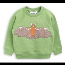 mini rodini - ORGANIC COTTON SWEATSHIRT - Flying Bat
