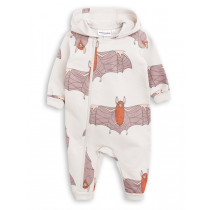 mini rodini - ORGANIC COTTON ONESIE - Bats