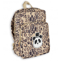 mini rodini - BACKPACK in Leopard - Panda