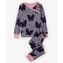 Girls Hatley Pyjamas - Butterflies