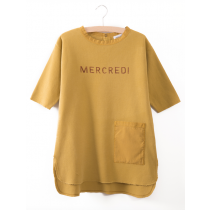 BOBO CHOSES - Pocket Dress - Mercredi