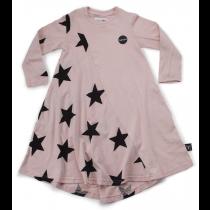 nununu - MAXI STAR 360 DRESS - Powder Pink
