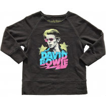ROWDY SPROUT - David Bowie - Lightweight Sweater