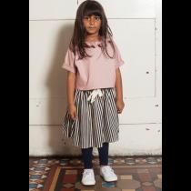 MINI STITCHES - Stripey Ra Ra Skirt