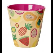 Rice - Melamine Cup  - Tutti Frutti