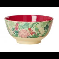 Rice - Melamine Bowl  - Tropical