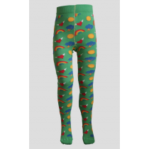 Slugs & Snails - RETRO - Organic Childrens Tights