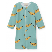 BOBO CHOSES Swim Overall - Banana