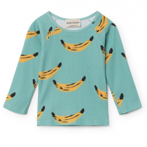BOBO CHOSES Swim Top - Banana